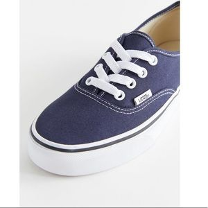 Vans Authentic Navy Women's Shoe